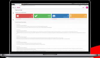 Foto de El software incluye calendarios de alertas para los