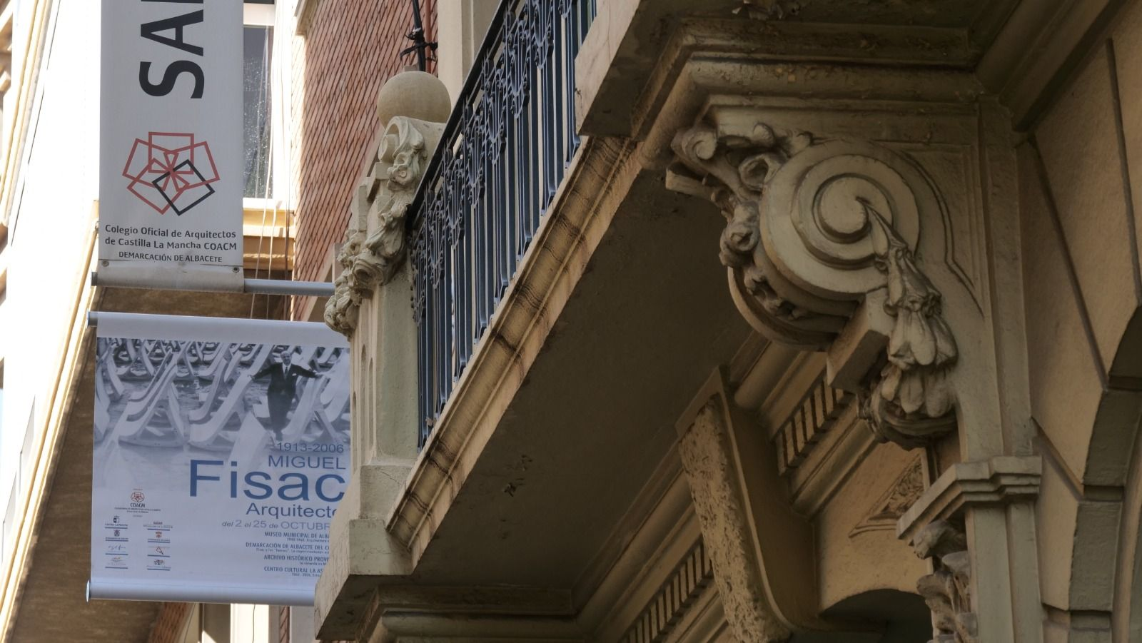 Todo sobre Miguel Fisac, hasta el 25 de octubre en Albacete