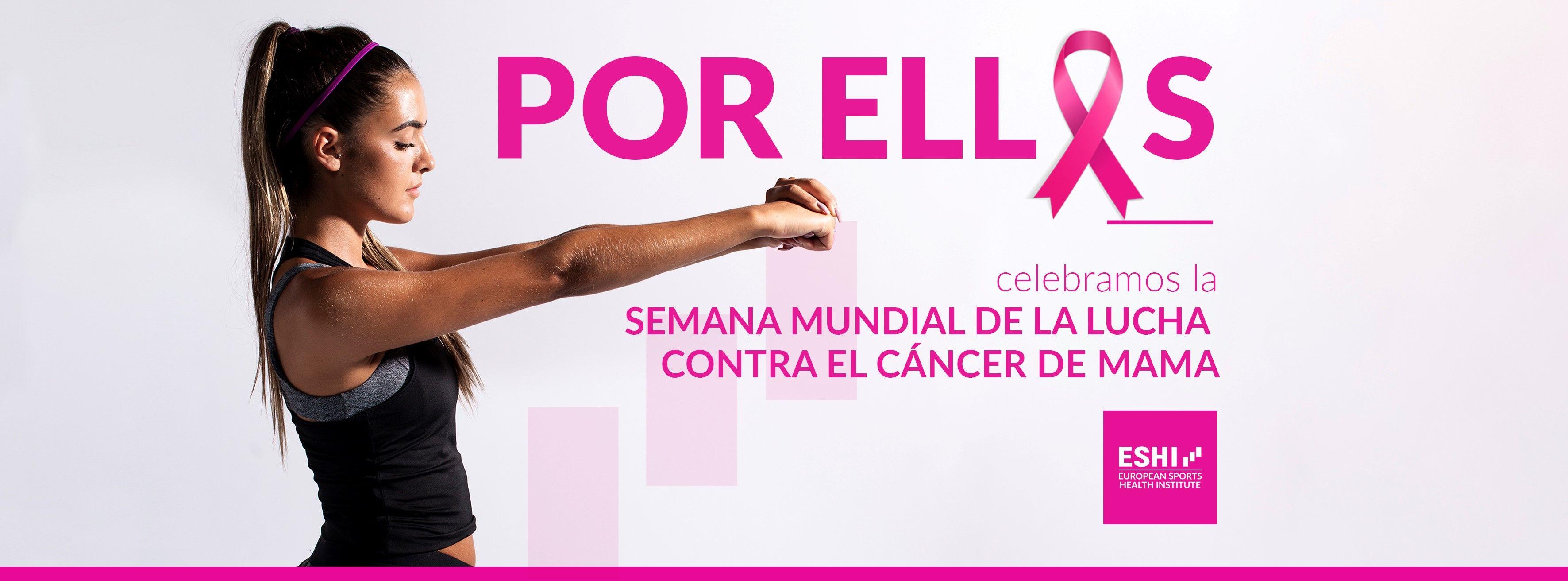 Foto de El European Sport & Health Institute, contra el cáncer de