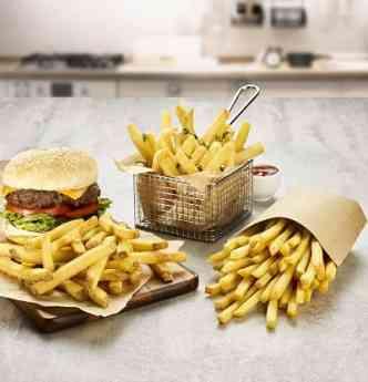 McCain Foodservice lanza al mercado SureCrisp, su nueva marca global