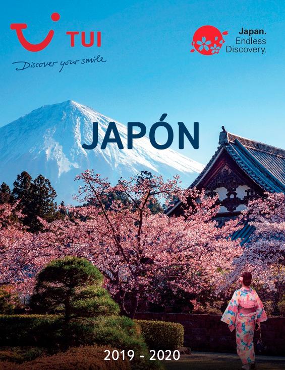Foto de Catálogo TUI Japón 2019-2020