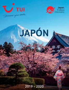 Catálogo TUI Japón 2019-2020