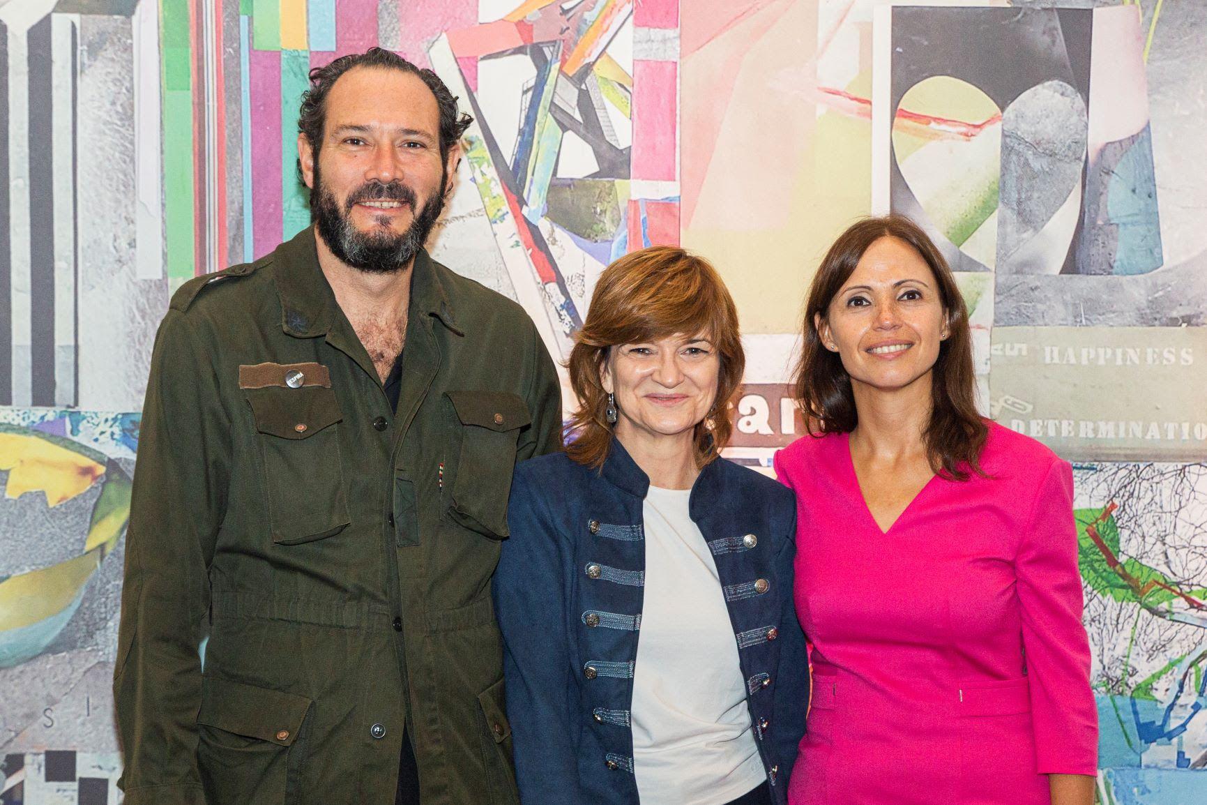 Foto de Jose Illana y Sandra Pina, de la consultora Quiero,