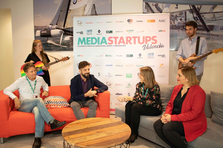 Mediastartups