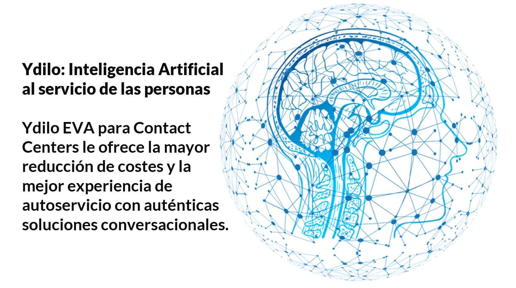Ydilo EVA, el IVR deja paso a la Inteligencia Artificial