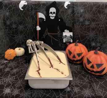 La Commedia crea un helado especial para Halloween perteneciente a la Línea Divina