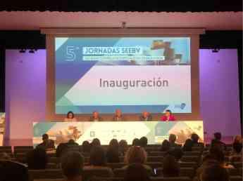 Foto de Mesa Inaugural 5as Jornadas SEEBV