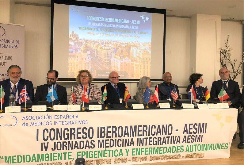 Foto de I Congreso Iberoamericano de AESMI «Medioambiente,