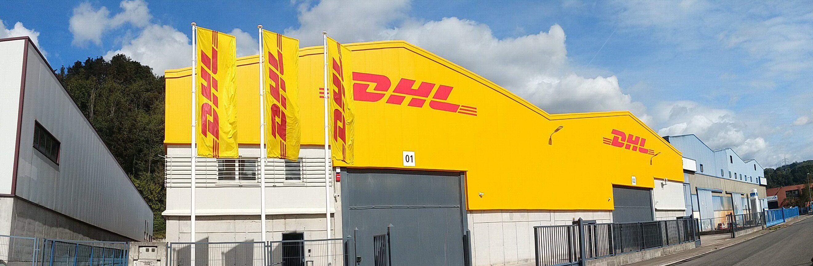 Foto de Nueva nave de DHL Express en Hernani