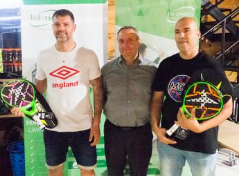 La compañía Novomatic, ganadora del grupo Plata.
