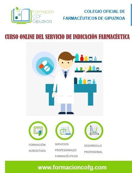 Fotografia Imagen curso Indicación Farmacéutica organizado por el