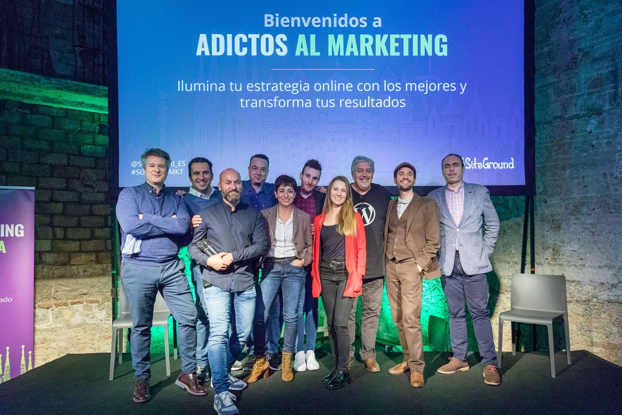 Foto de Adictos al marketing 2018