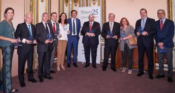 Foto de Reconocimientos ANGECO 2019