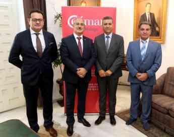 Moscú presenta con éxito sus oportunidades de negocio en Madrid y Málaga