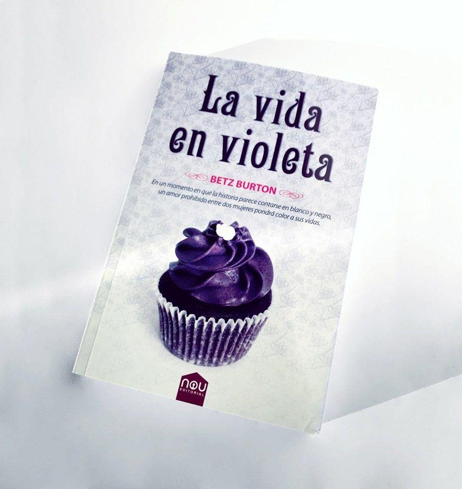 Foto de La vida en violeta