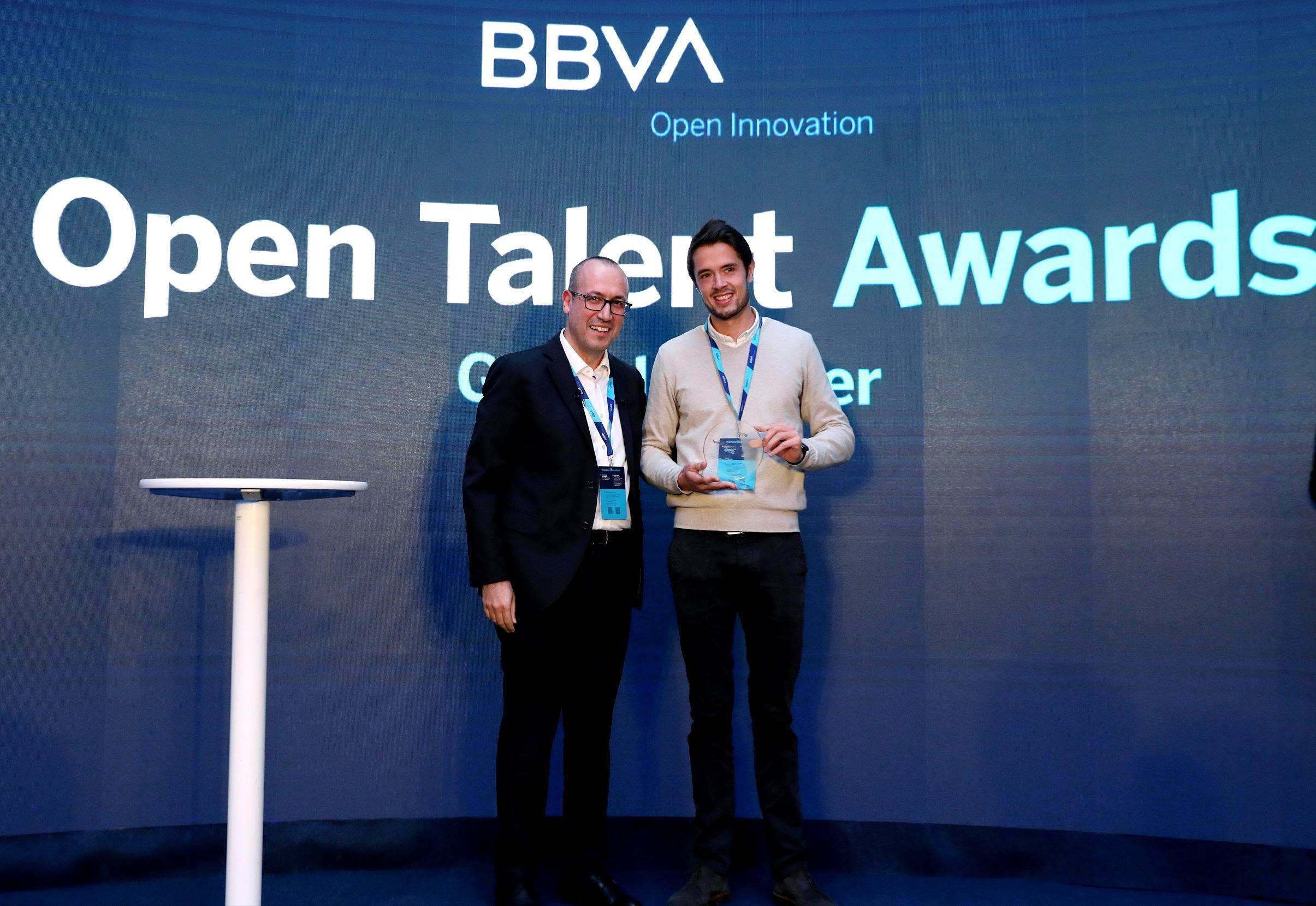 Cobee, ganador global del BBVA Open Talent 2019
