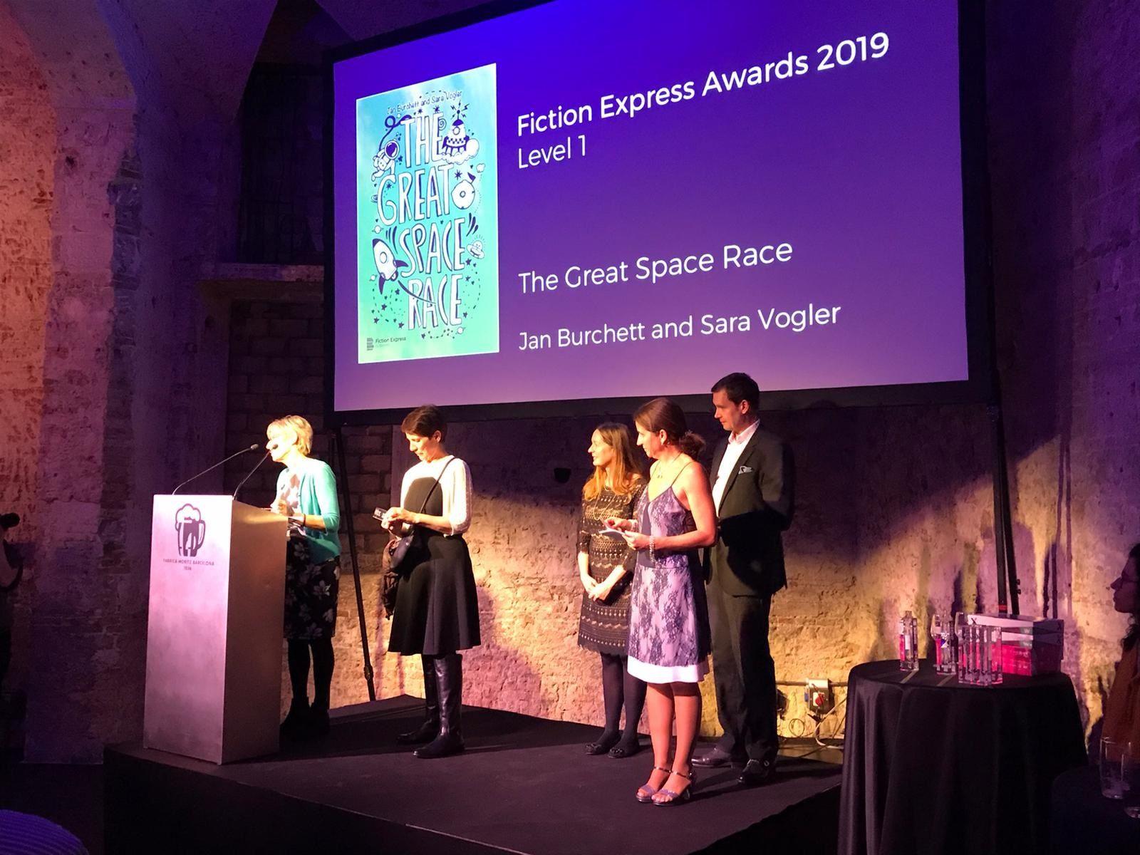 Fotografia Premios fiction Express