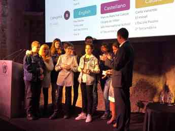Fiction Express premios niños