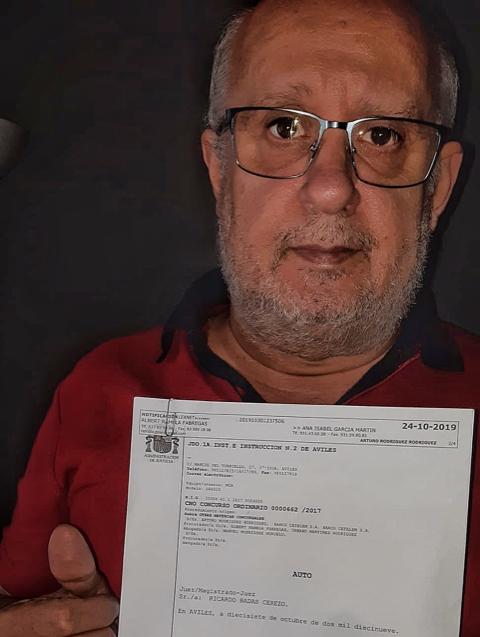 Foto de Arturo, cliente de Repara tu deuda consigue la cancelación