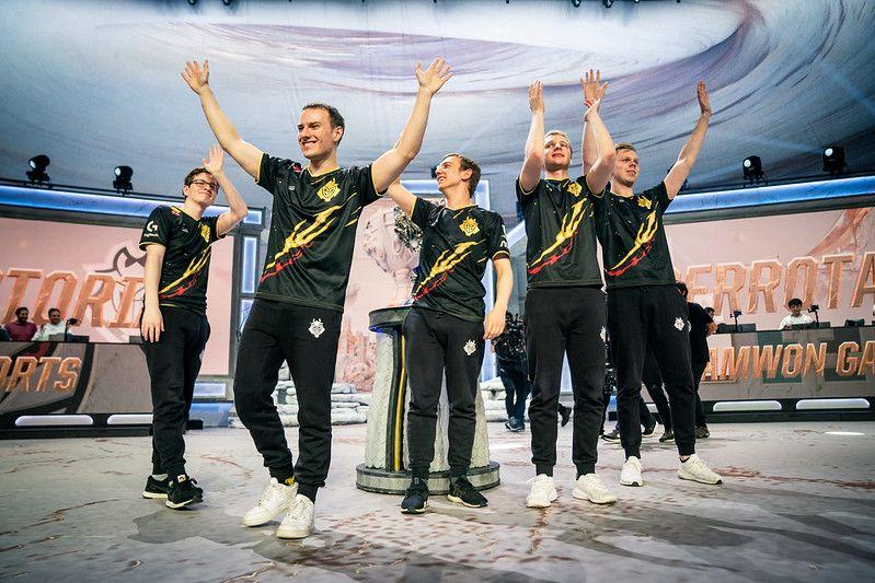 Foto de G2 Esports pasa a semifinales de los Worlds de LoL