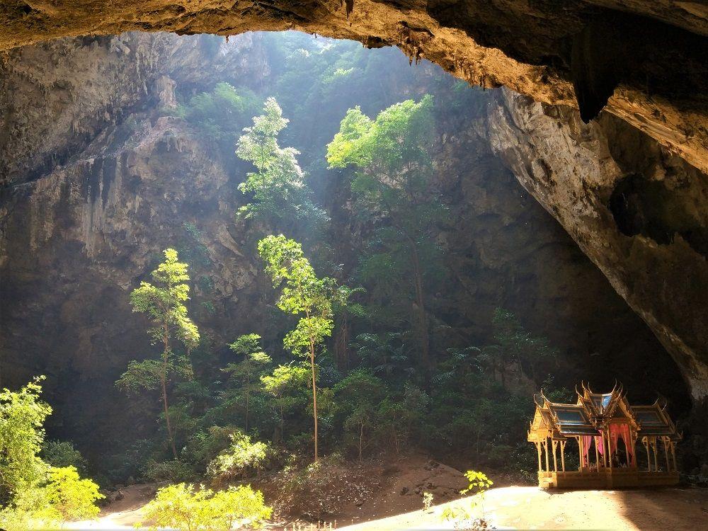 Foto de Phraya Nakhon Cave