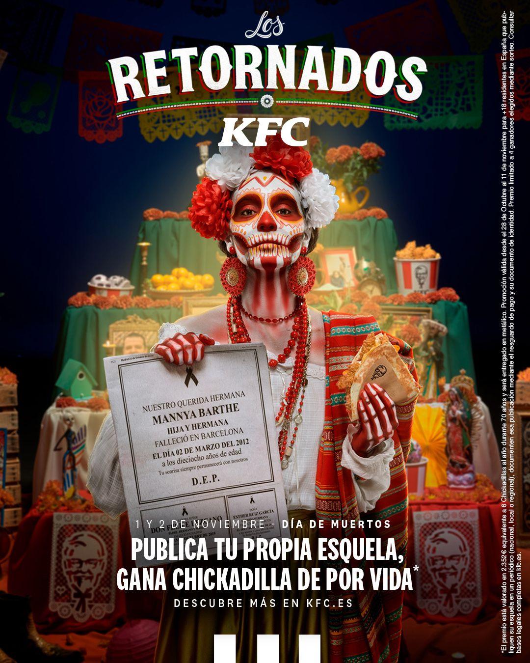Foto de Los Retornados / KFC