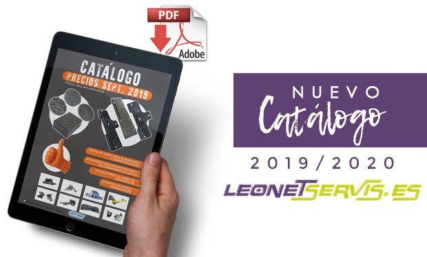 Foto de catálogo leonet servis