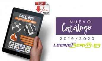 catálogo leonet servis
