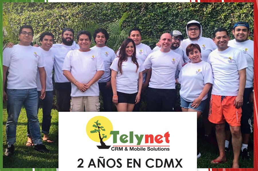Fotografia Grupo Telynet