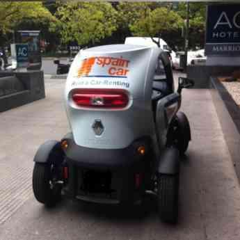 El alquiler de vehículos eléctricos, según Spain Car, va creciendo en Madrid