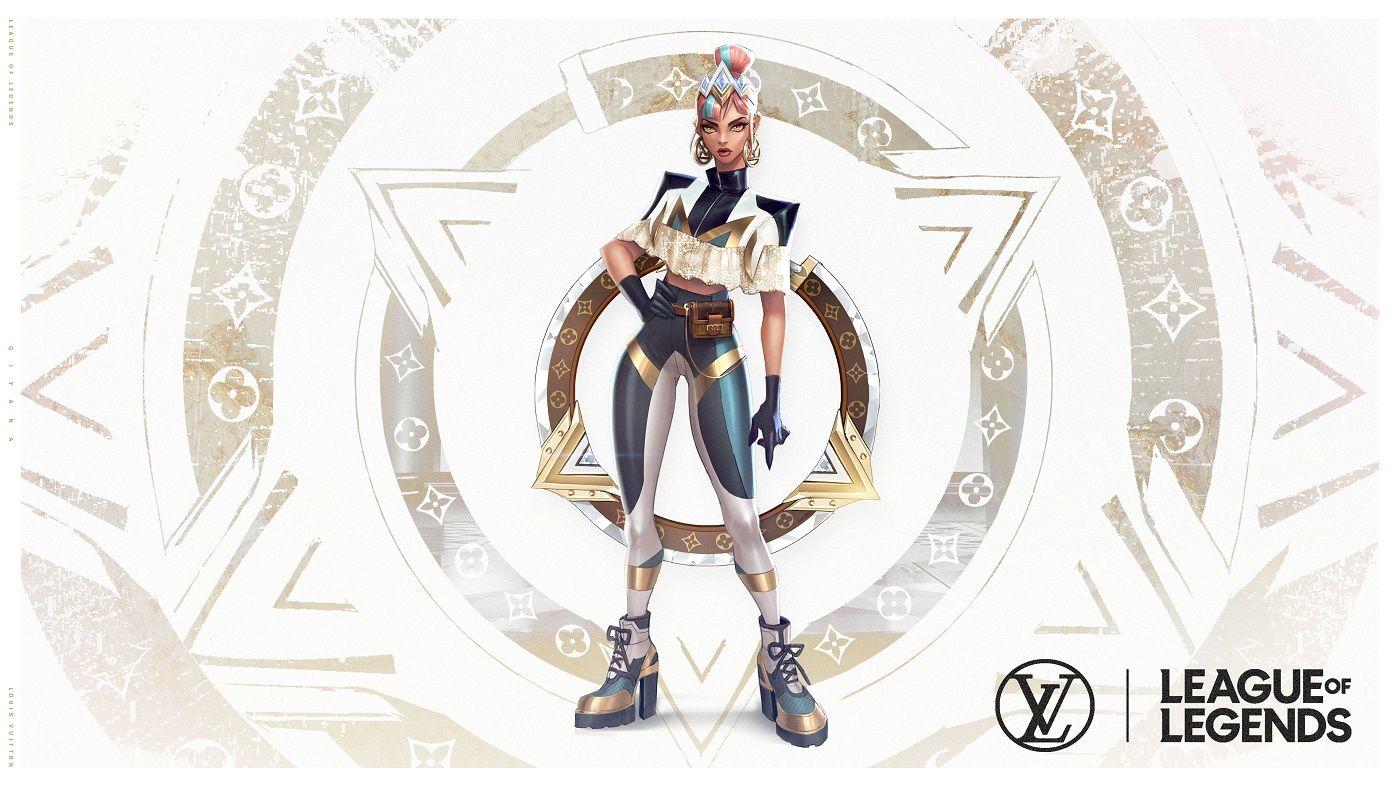 Foto de Nueva skin de Louis Vuitton para League of Legends