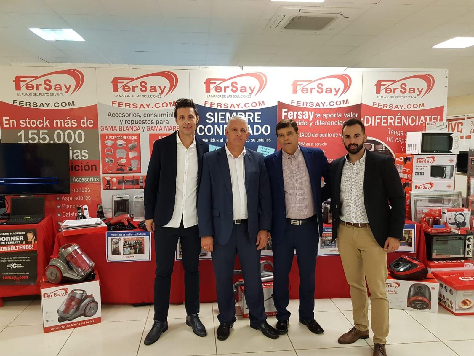 Fersay participa en la Feria de PAE de la plataforma Vere.S.A