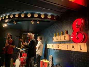 El ciclo de conciertos J&B llega a Café Comercial