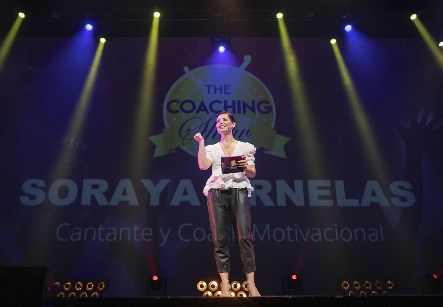 The coaching show hace vibrar el Teatre Lliure de Barcelona