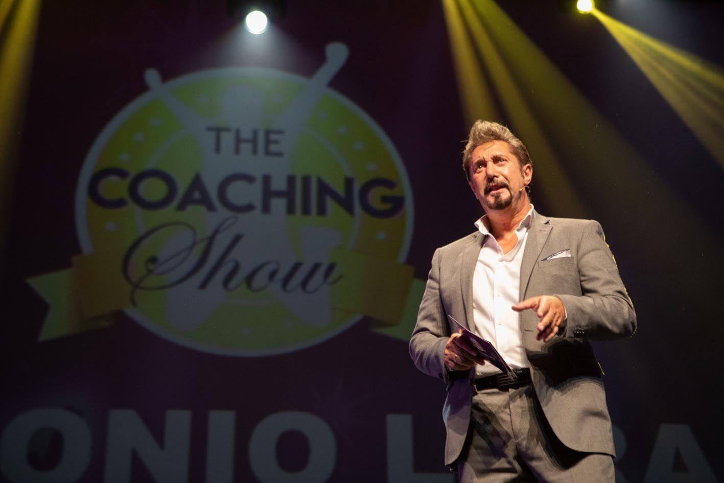 Fotografia The coaching show