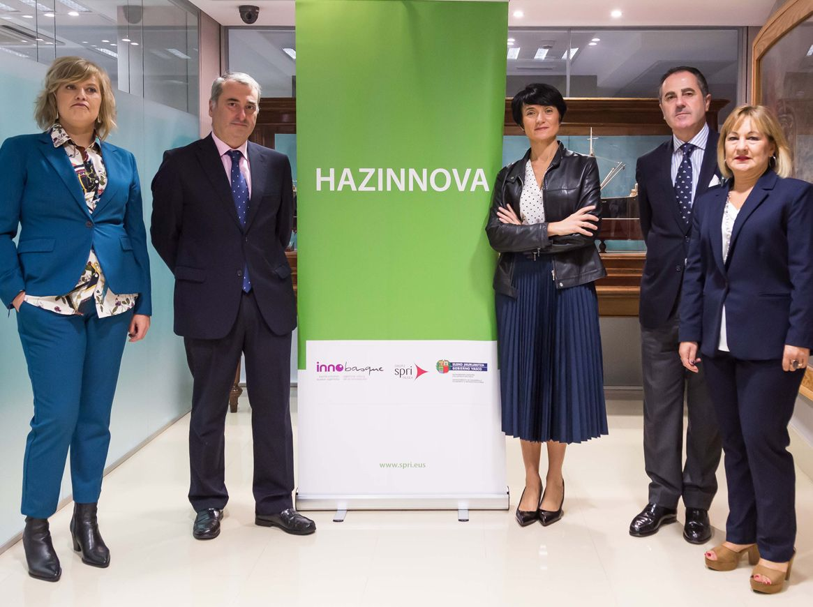 Manufacturas JICA elegida como empresa innovadora para presentar el Programa Hazinnova