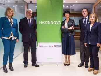 Presentación del servicio Hazinnova de Gobierno Vasco