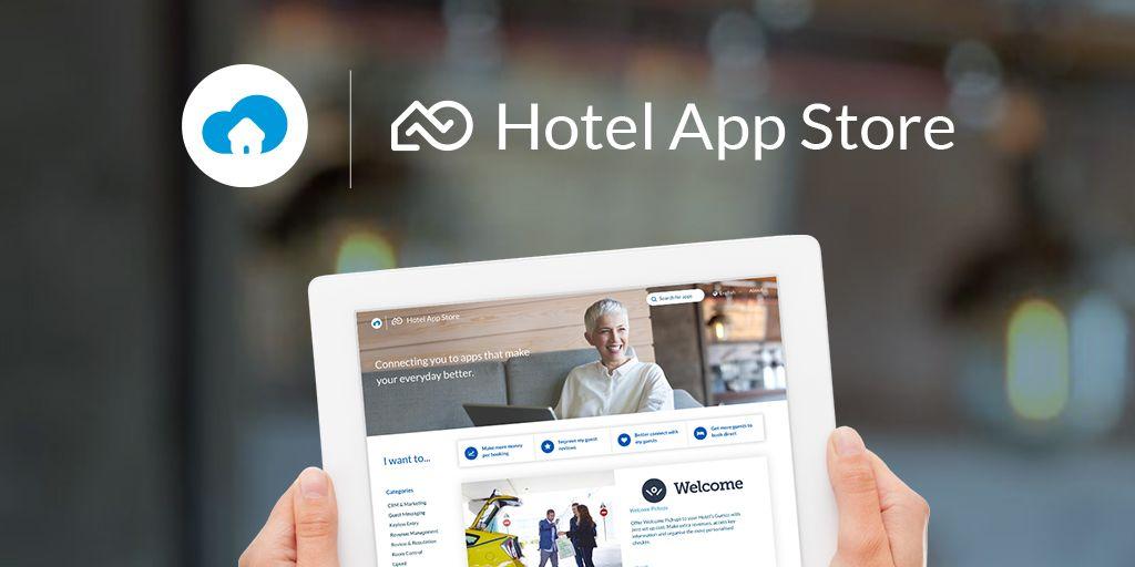 Foto de Hotel App store