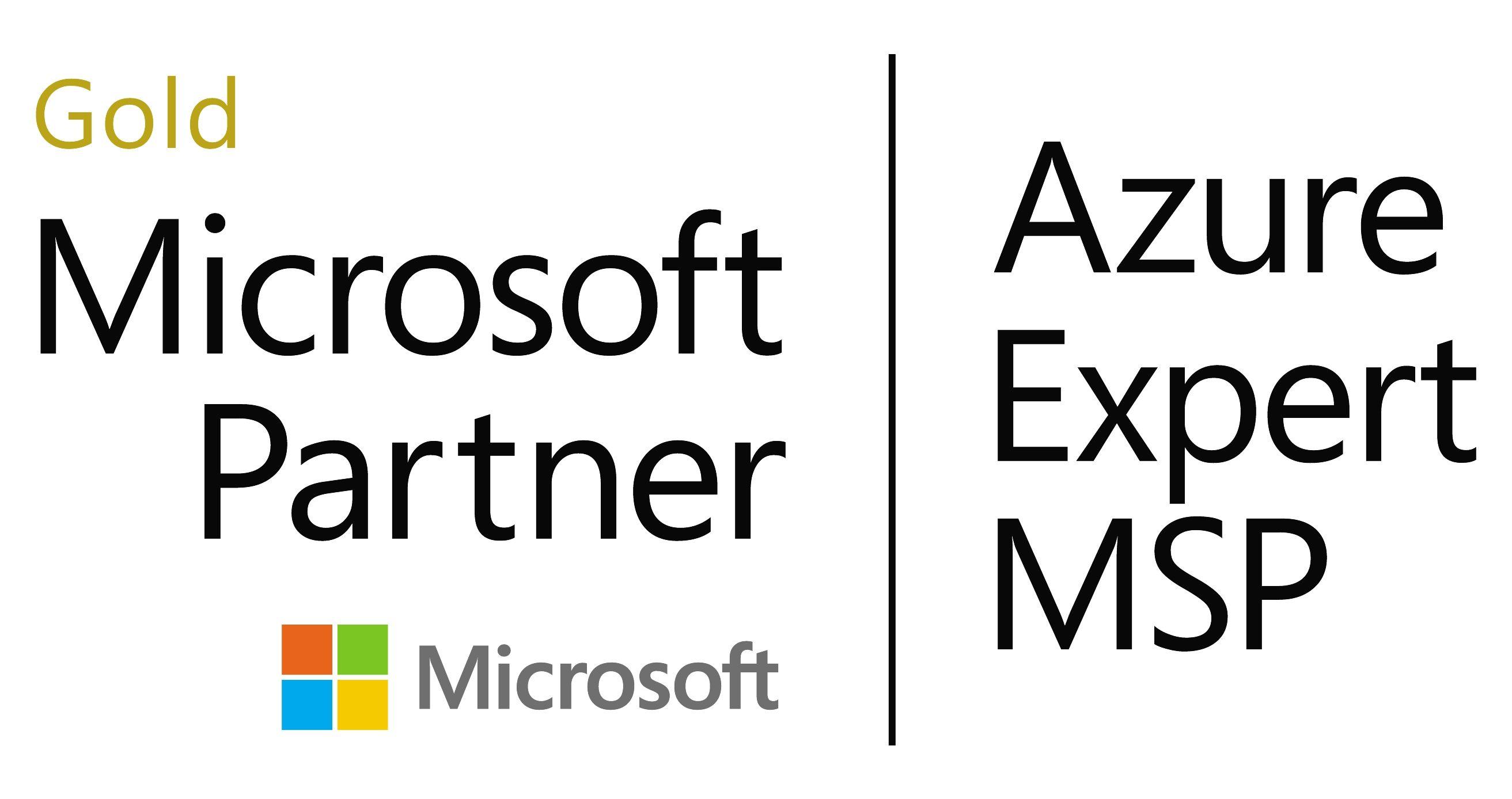 Insight es reconocida por Microsoft como Azure Expert Managed Service Provider (MSP)