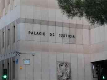 Palacio de Justicia de Castilla la Mancha