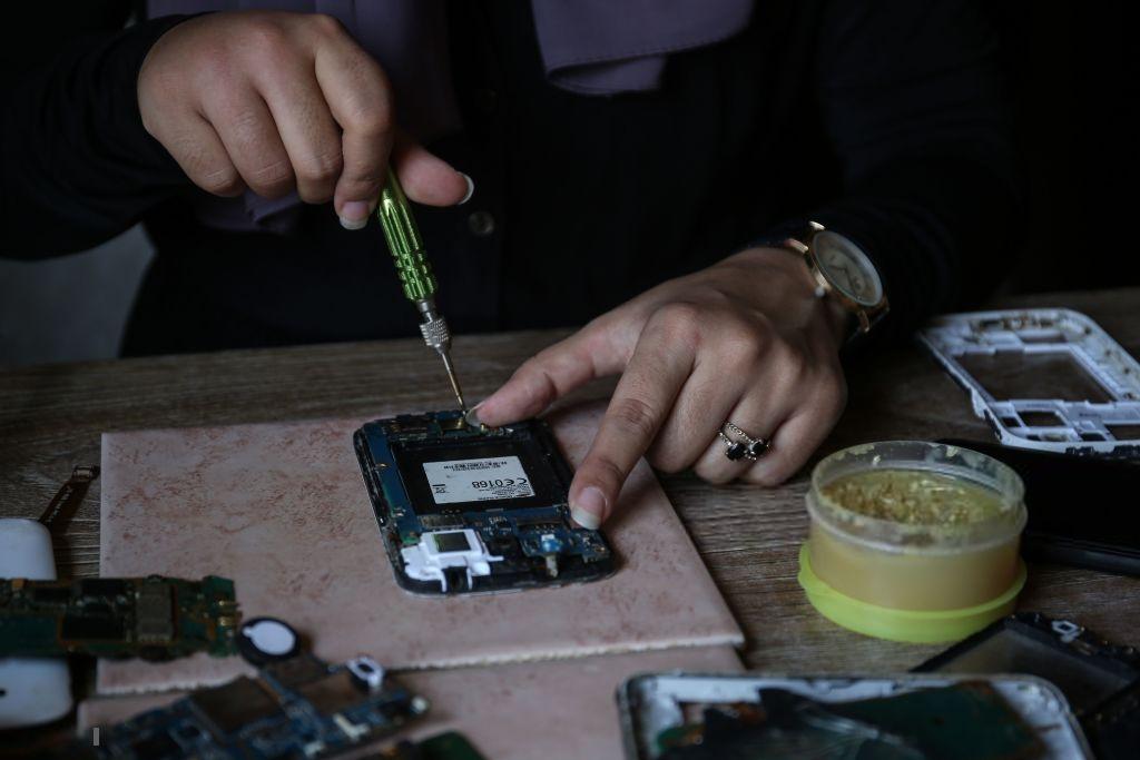 Foto de Reparación de móviles