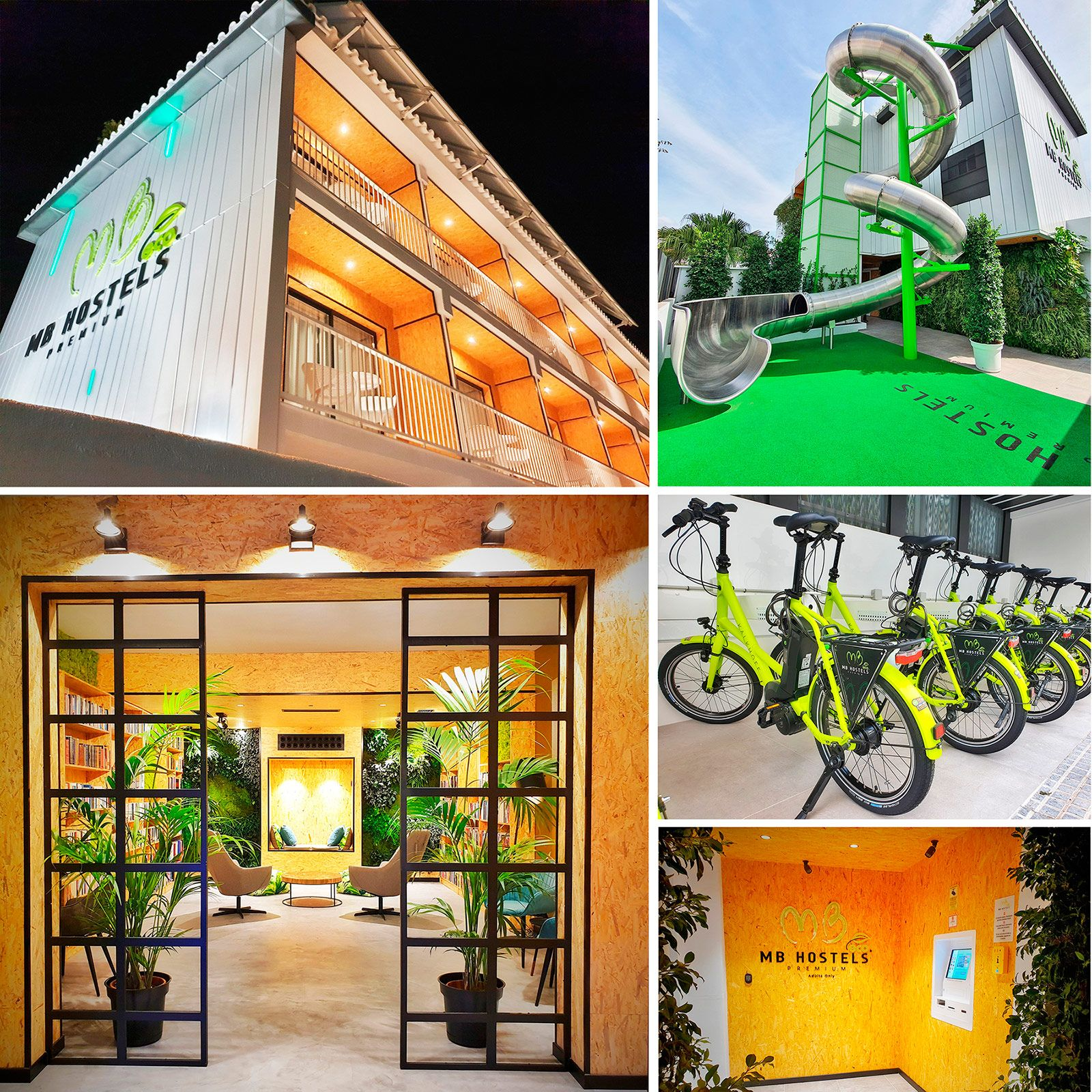 MB Hostels Premium ECO