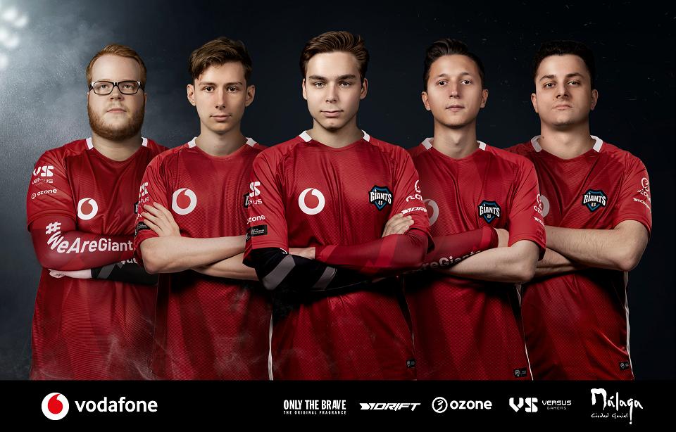 Foto de Vodafone Giants Rainbow Six: Siege Team