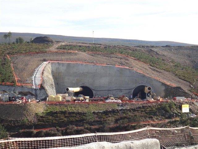 Fotografia Túneles de Corga de Vela