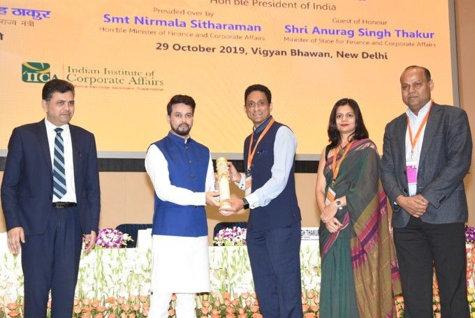 Foto de Government of India Confers Honourable Mention on Schneider