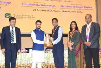 Government of India Confers Honourable Mention on Schneider Electric