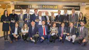 13 Premios Potencia
