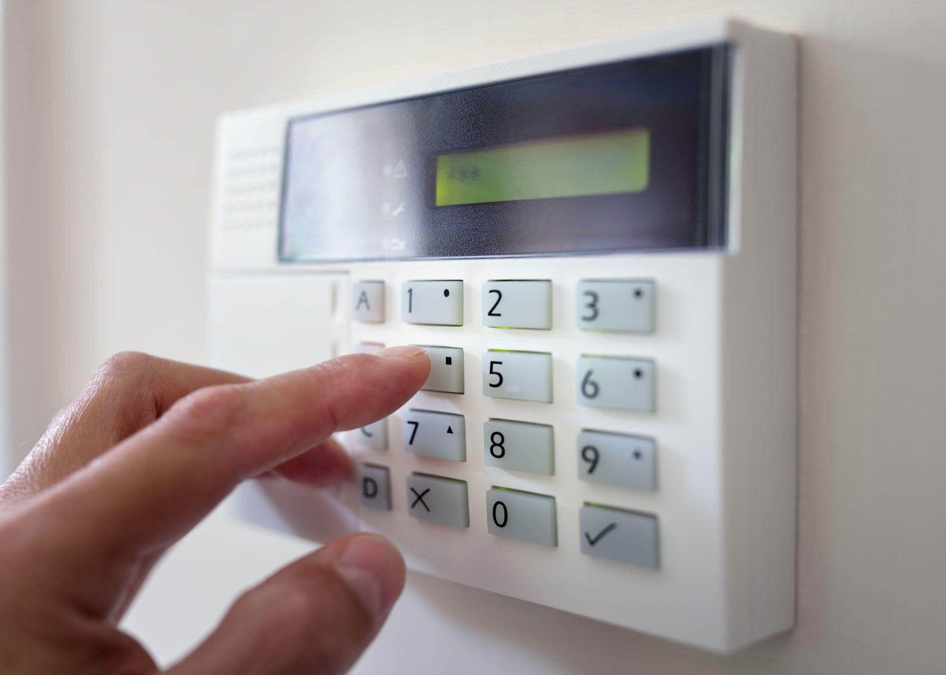 Fotografia Razones para tener instalada una alarma en casa
