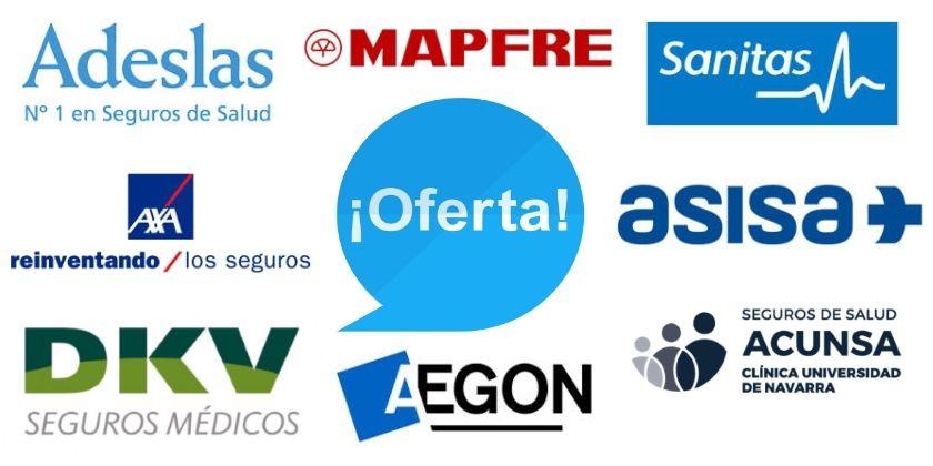 Las compañías de seguros españolas presentan sus ofertas en seguros médicos para el 2020,
