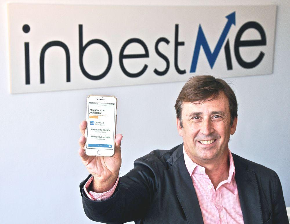 Fotografia Jordi Mercader, CEO de inbestMe